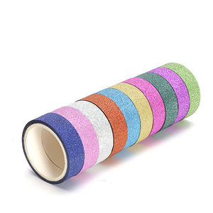 Shiny Adhesive Tape - Set of 10 - All Written Down