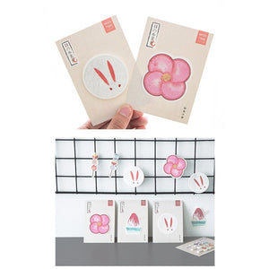 Summer Days Sticky Notes | 4 Pads - All Written Down