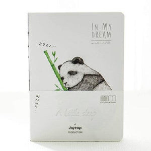Sleeping Animals Hardcover Notebook - All Written Down