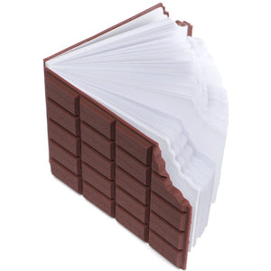Bitten Chocolate Notebook - All Written Down