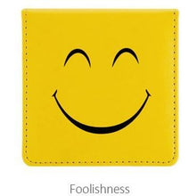 Smile Leather Memo Pad Case - All Written Down