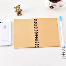 Spiral Blank Notebook | 3 Sizes - All Written Down
