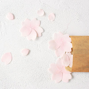 Petals Sticky Notes - All Written Down