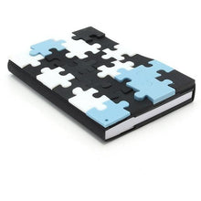 Puzzle Blank Notebook - All Written Down