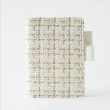 Fabric Cover Exchangeable Filler Notebook | 2 Sizes - All Written Down