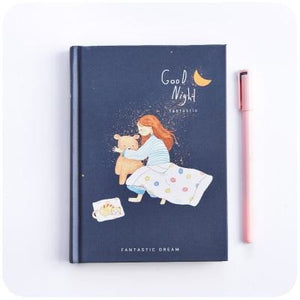 Good Night Story | A5 Notebook Series - All Written Down