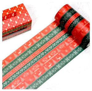 Christmas Wide Washi Tape - All Written Down