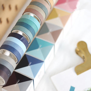Slim Washi Tape | Set of 24 - All Written Down