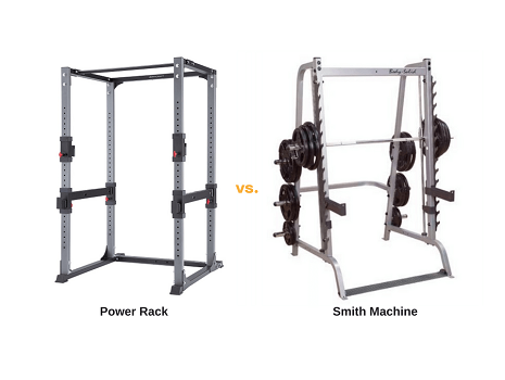 Power Rack or Smith Machine when lifting solo?