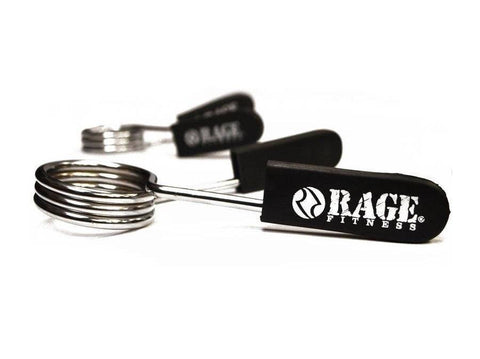 Buy Barbell Spring Collars, Free Shipping - EmpowerGyms.com