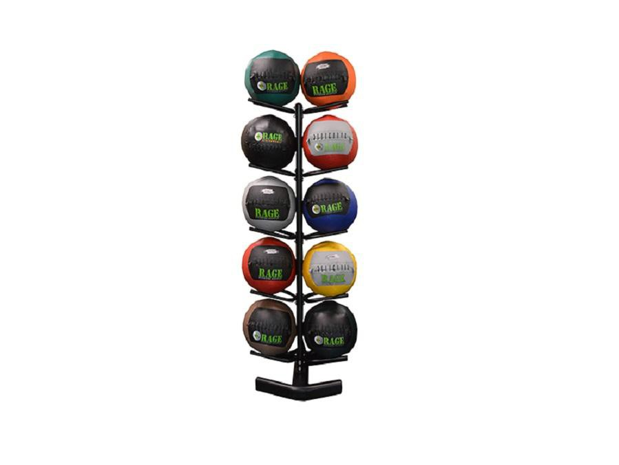 Buy Medicine Ball Rack - 5 Tier, Free Shipping - EmpowerGyms.com