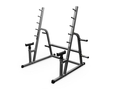 Buy Squat/Bench Combo Rack, Free Shipping - EmpowerGyms.com