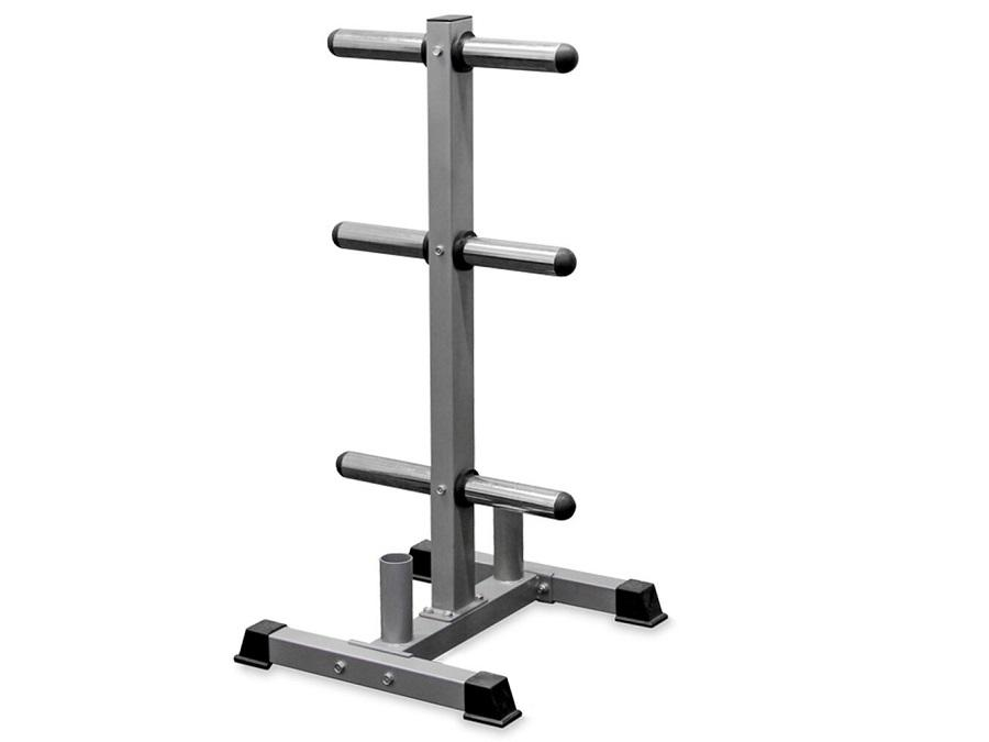 Buy Olympic Plate and Bar Tree Stand, Free Shipping - EmpowerGyms.com