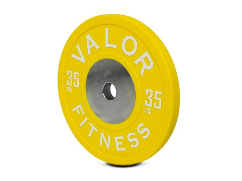 Buy Polyurethane Bumper Plate - 35lbs, 45lbs, 55lbs, Free Shipping - EmpowerGyms.com