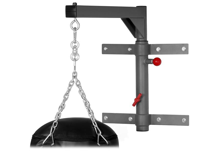 Buy Spacemiser Pivoting Heavy Bag Wall Mount, Free Shipping - EmpowerGyms.com