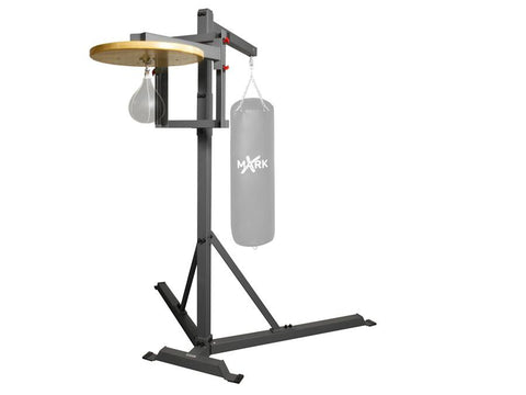 Buy Adjustable Speed Bag Platform with Heavy Bag Stand, Free Shipping - EmpowerGyms.com