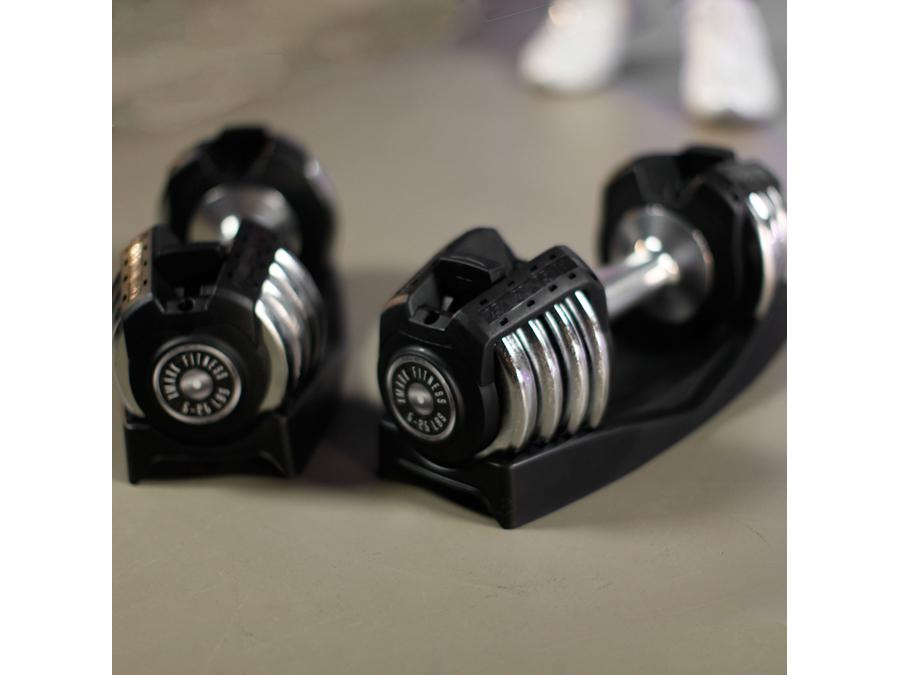 Buy XMark Adjustable Dumbbells (Pair), Free Shipping - EmpowerGyms.com