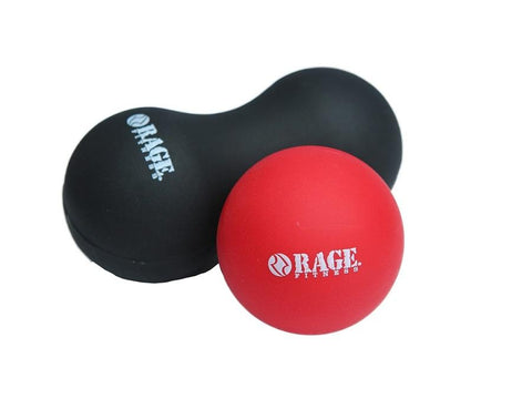 Buy Massage Ball Roller Set, Free Shipping - EmpowerGyms.com