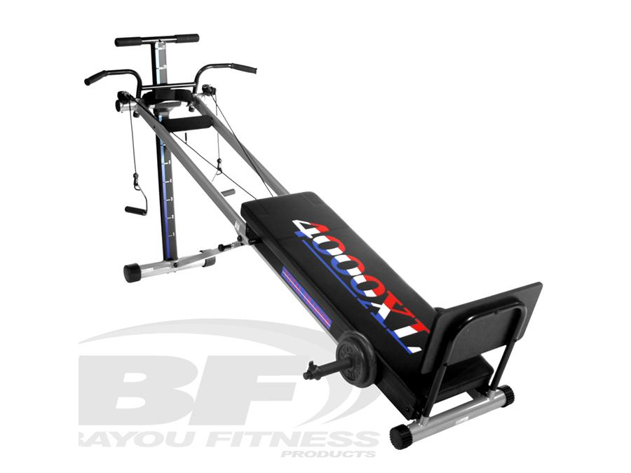 Buy Total Trainer 4000-XL Home Gym, Free Shipping - EmpowerGyms.com
