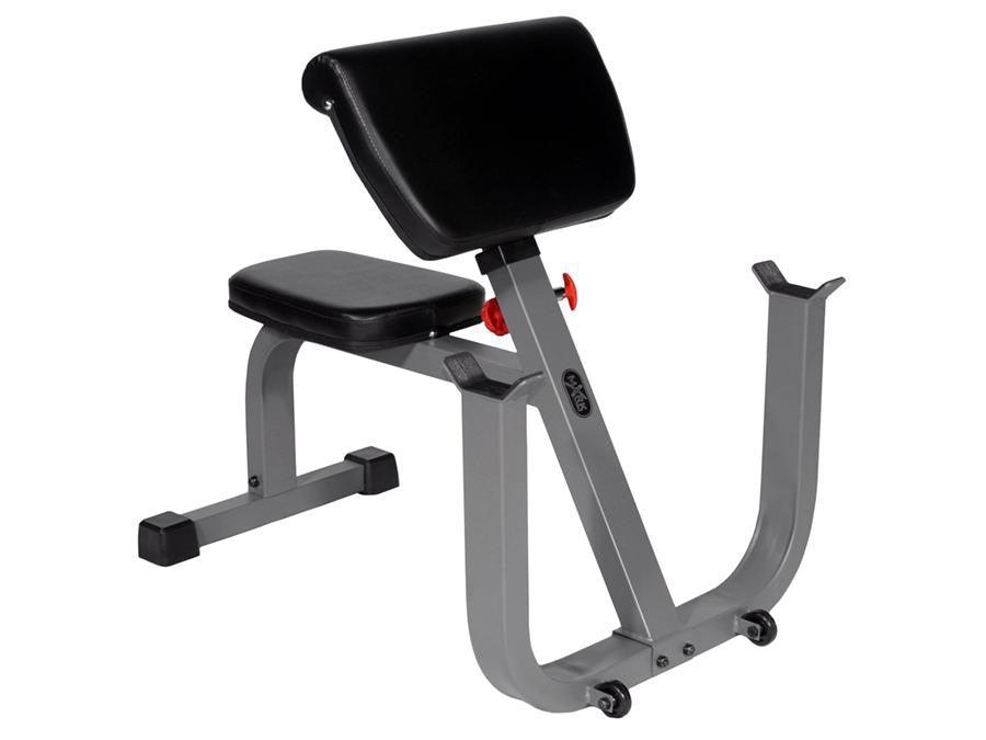 Buy Seated Preacher Curl Weight Bench, Free Shipping - EmpowerGyms.com