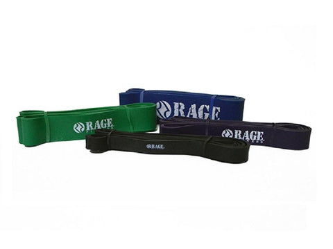 Buy Rage Fitness Resistance Bands, Free Shipping - EmpowerGyms.com
