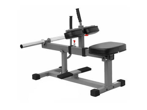 Buy Seated Calf Raise Machine, Free Shipping - EmpowerGyms.com