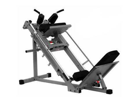 Buy XMark Leg Press and Hack Squat Machine, Free Shipping - EmpowerGyms.com