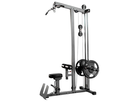 Buy XMark Lat Pulldown and Low Row Machine, Free Shipping - EmpowerGyms.com