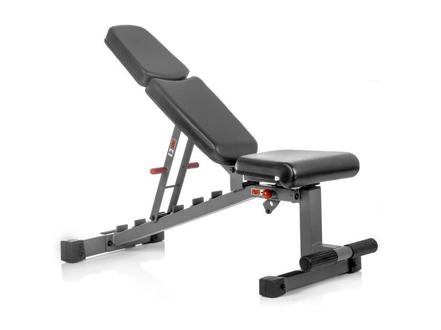 Buy XMark Flat/Incline/Decline Weight Bench, Free Shipping - EmpowerGyms.com