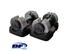 Buy Bayou Fitness Adjustable Dumbbells (Pair), Free Shipping - EmpowerGyms.com