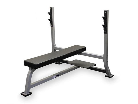Buy Bench Press with Spotter Stand, Free Shipping - EmpowerGyms.com
