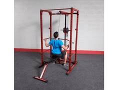 Buy Best Fitness Power Rack - BFPR100, Free Shipping - EmpowerGyms.com
