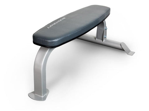Buy Bodycraft Flat Weight Bench F600, Free Shipping - EmpowerGyms.com