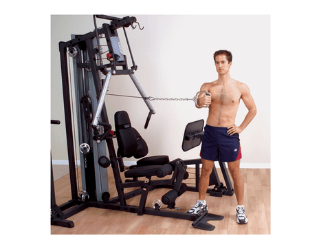 Buy Body Solid G2B Bi-Angular Home Gym, Free Shipping - EmpowerGyms.com