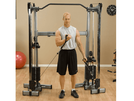 Buy Body Solid Functional Trainer With 310lb Weight Stacks, Free Shipping - EmpowerGyms.com