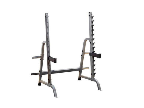 Buy Body Solid Multi-Press Rack - GPR370, Free Shipping - EmpowerGyms.com