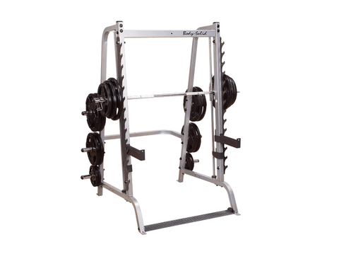 Buy Body Solid Series 7 Smith Machine - GS348Q, Free Shipping - EmpowerGyms.com
