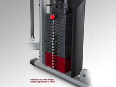 Buy Bodycraft HFT Fuctional Trainer With 7 Cable Attachments, Free Shipping - EmpowerGyms.com