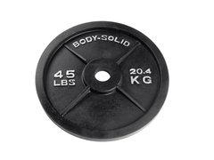 Buy Cast Iron Olympic Weight Plates, Free Shipping - EmpowerGyms.com
