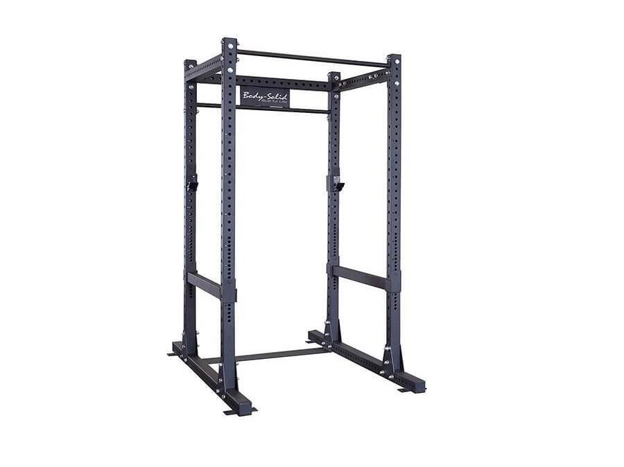 Buy Body Solid Full Commercial Power Rack - SPR1000, Free Shipping - EmpowerGyms.com