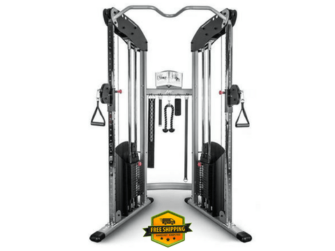 Bodycraft HFT Fuctional Trainer With 7 Cable Attachments