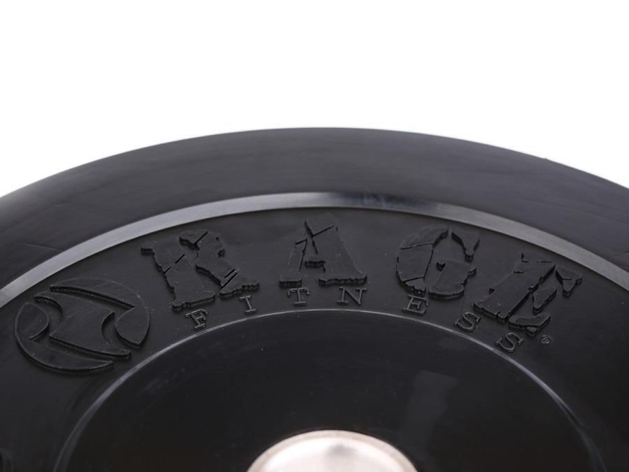 Buy Olympic Rubber Bumper Plates, Free Shipping - EmpowerGyms.com