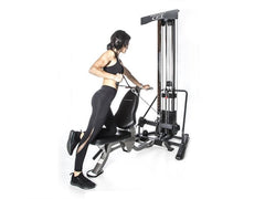 Buy Bodycraft CFT Functional Trainer - 150lb Weight Stack, Free Shipping - EmpowerGyms.com