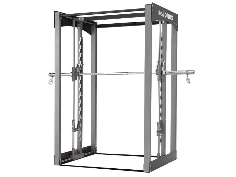 Buy Bodycraft Jones Light Commercial Smith Machine - JLC, Free Shipping - EmpowerGyms.com