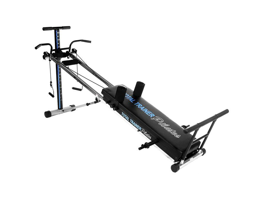 Buy Total Trainer Pilates Pro Reformer Home Gym, Free Shipping - EmpowerGyms.com