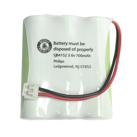 Image of GE 2-6937 Battery