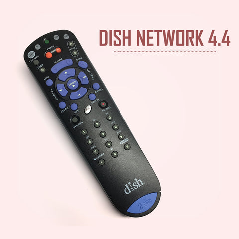 Dish Network 4.4 IR/UHF PRO DKNFSK03 Remote Control 19970