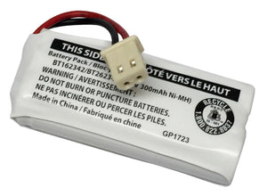 At&T Lucent BT162342 Battery