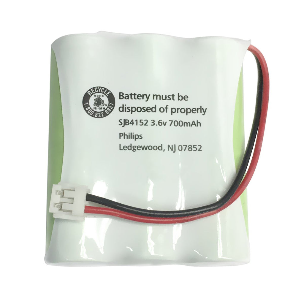 GE 2-6943 Battery