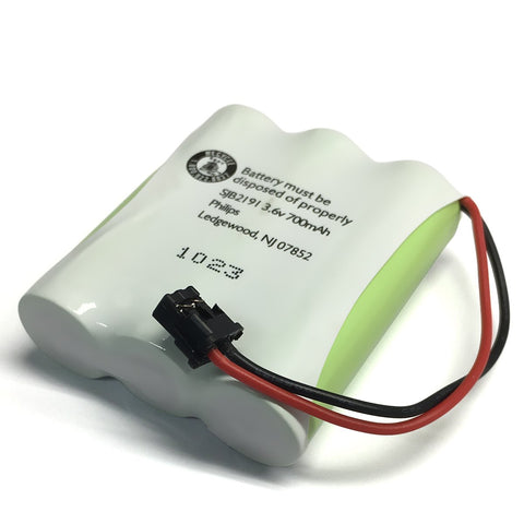 North Western Bell 395254 Battery